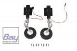 FMS Futura V2 Ersatz Hauptfahrwerk komplett (L+R)
