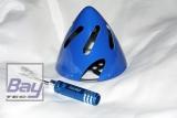 Falcon Spinner Elektro 75mm 2-Blatt blau