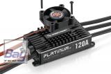 Hobbywing Platinum Pro 120A Regler V4 3-6s, 10A BEC
