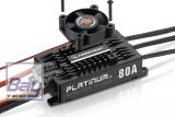 Hobbywing Platinum Pro 80A Regler V4 3-6s, 7A BEC
