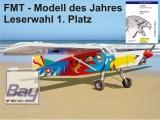 VQ Model Pilatus Porter V2 (Fredi) / 1580mm