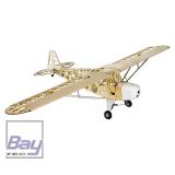 Bay-Tec Piper J-3 1800mm V2 Lasercut CNC Holzbaukasten