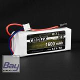 Redox LiFe 1600 mAh 6,6V TX/RX Battery Pack (JR)