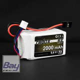 Redox LiFe 2000 mAh 6,6V RX Battery Pack (JR)