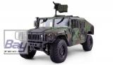 4x4 U.S. Militär Truck 1:10 Camouflage - Teilmetall - Ein technisches Meisterwerk - 16 Kanäle