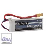 Redox 2000 mAh 7,4V 20C - LiPo Akku - XT60