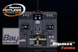 FUTABA FX36 Potless V2 Pult Sender incl. R7008SB Empfänger 2.4GHz