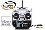 FUTABA T18SZ Potless V2 2.4GHz + R7014SB M2 18 Kanal Sender