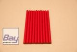 10 Heißklebe-Sticks 11 x 200 mm - rot