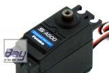 FUTABA S-A500 Air HV S.BUS2 0,11s/16,8Kg Leistungsstarkes S.BUS2 Digital-Servo mit Coreless-Motor für Flächenmodelle