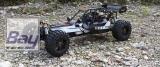 Pitbull X Evolution 2WD Desert Buggy 27ccm CY, 1:5, RTR - Mehr Power dank ChungYang R270 Motor. Stärkere Lenkung dank unseres bewährten Big Scale Servos.