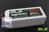 SLS APL 16000mAh 5S1P 18,5V 20C+/40C