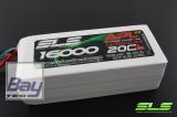 SLS APL 16000mAh 6S1P 22,2V 20C+/40C