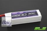 SLS XTRON 2600mAh 2S1P 7,4V 40C/80C