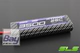 SLS XTRON 3500mAh 2S1P 7,4V 25C/50C  Hardcase Rund