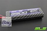 SLS XTRON 3900mAh 2S1P 7,4V 20C/40C  Hardcase Rund