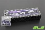 SLS XTRON 4800mAh 2S1P 7,4V 35C/70C  Hardcase Steckkontakte
