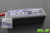 SLS XTRON 5000mAh 3S1P 11,1V 40C/80C  Hardcase