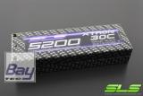 SLS XTRON 5200mAh 2S1P 7,4V 30C/60C  Hardcase Steckkontakte