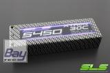 SLS XTRON 5450mAh 2S1P 7,4V 30C/60C  Hardcase Steckkontakte