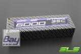 SLS XTRON 6000mAh 2S1P 7,4V 35C/70C  Hardcase Steckkontakte