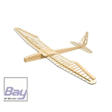 Sunbird Segelflugmodell 1600mm CNC Laser Holzbaukasten