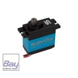 SAVÖX SW-1250MG Servo      Wasserdichtes Digitalservo IP67     Gewicht: Nur 36 Gramm     Sehr genaues Metallgetriebe     Servokabel Ausgang Unten     Hochwertiges Vollmetall Gehäuse