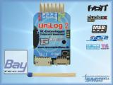 UniLog 2 - RC-Datenlogger und Telemetriesensor