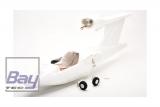 ST-Model Seawind EP - Rumpf mit Servos und EZFW